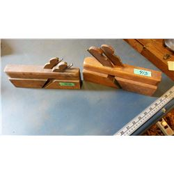 Wooden Planes (2)