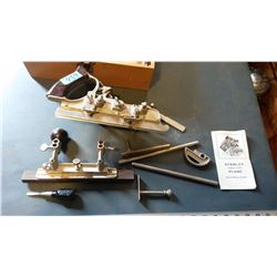 Stanley Sweetheart No 45 Hand Plane With Cutting Blades (In Box)