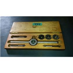Vintage Lucky Tap & Die Set With Box