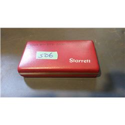 Starrett Last Word No. 711 Dial Test Indicator (Missing 3 Pieces)