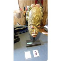 Baffour African Art Authentic Collection (From Guana)
