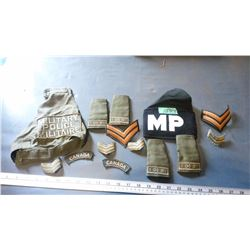 Military Patches & Badges