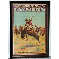 Early Show Lithograph