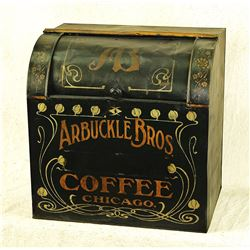Arbuckle's Coffee Box