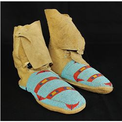 Crow Moccasins