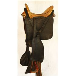 Confederate McClelland Saddle
