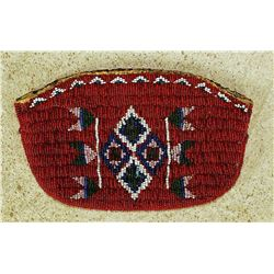 Sioux Beaded Purse
