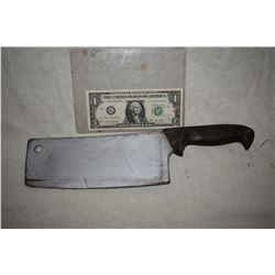 CLEAVER FROM UNKNOWN PRODUCTION 2