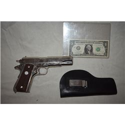 GUN PISTOL NON-FIRING HERO WORKING METAL 1