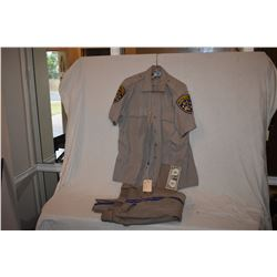 CHIPS ERIK ESTRADA SCREEN WORN CHP UNIFORM