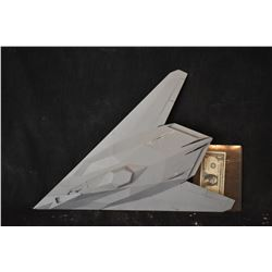 EXECUTIVE DECISION STEALTH FIGHTER MINIATURE UNFINISHED OR MASTER