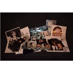 RICHIE RICH HUGE HORDE OF SCREEN USED FAMILY PHOTOS