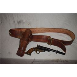 EXTREME PREJUDICE SCREEN USED GUN HOLSTER AND AMMO BELT