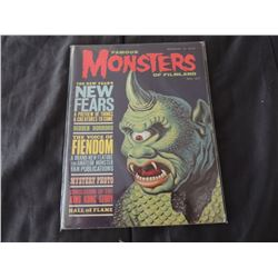 ZZ-CLEARANCE FAMOUS MONSTERS OF FILMLAND