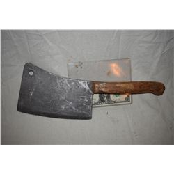 ZZ-CLEARANCE CLEAVER FROM UNKNOWN PRODUCTION 1
