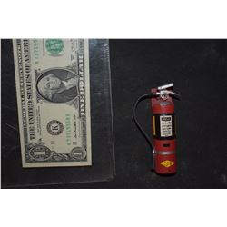 ZZ-CLEARANCE DANTES PEAK MINIATURE FIRE EXTINGUISHER 3