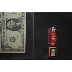 ZZ-CLEARANCE DANTES PEAK MINIATURE FIRE EXTINGUISHER 4