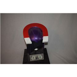X-MEN SPOOF SUPERHERO MOVIE SCREEN USED MAGNETO HELMET