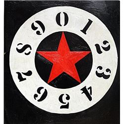 Robert Indiana - Untitled 1970 Oil