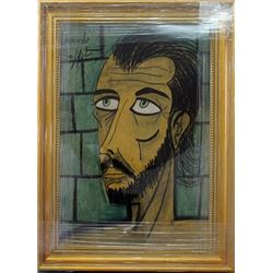 Signed Oil Bernard Buffet