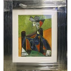 Signed Picasso on Paper