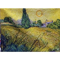 Signed Vincent Van Gogh