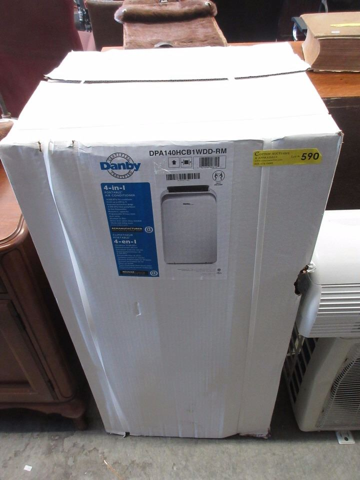 Danby Portable Air Conditioner Instructions