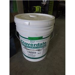 """5 Gallon Off White """"Pearl"""" Quality One Coat Paint"""