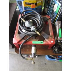 Propane Stove with Hose