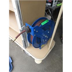 Coxreels Air Hose Reel with Hose