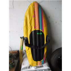 2 Intex Knee Tow  Boards
