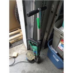 Vislider Electric Floor Nailer