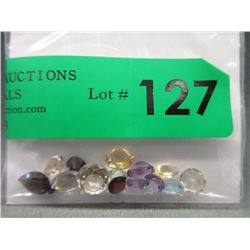 23 CTW Assorted Loose Genuine Gemstone