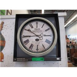 "New 15"" Keys Wall Clock"