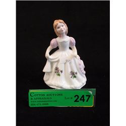 "5"" Royal Doulton Figurine"