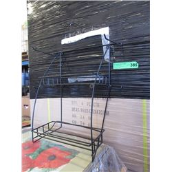 Skid of New Wire Display Racks