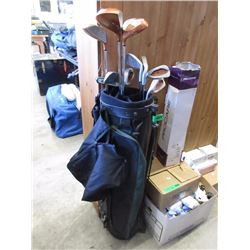 Rawlings Clubs in Bag