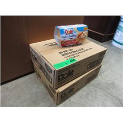 2 Cases of Apple & Caramel Pudding Snacks