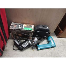 Mini Air Compressor, Trailer Hitch & More