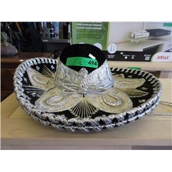 Pair of Mexican Sombreros