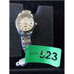 New - Ladies Automatic Rolex Watch - Replica