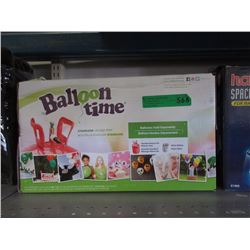 Balloon Time Helium Tank - Store Return
