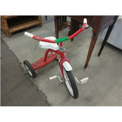 Precision Metal Tricycle
