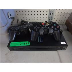 Sony PlayStation 2 & 2 Controllers