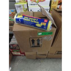2 Cases of Paint Roller Sleeves