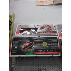 3 R/C Helicopters - Store Returns