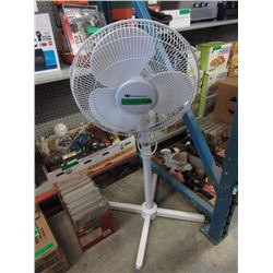 Oscillating Floor Fan