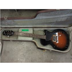 Epiphone Jr. Electric Guitar in Case