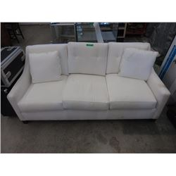 "White Muse & Merchant 76"" Sofa"