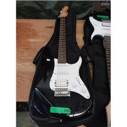 Yamaha AG112 Electric Guitar with Soft Case
